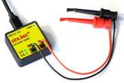Kieszonkowy zasilacz USB z regulacją prądu i napięcia