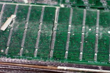 Nacięte panele PCB