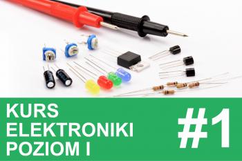 Kurs elektroniki – #1 – napięcie, prąd, opór, zasilanie
