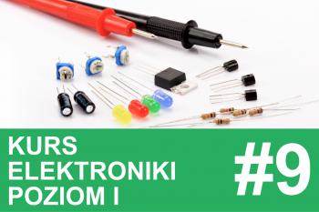 Kurs elektroniki – #9 – elementy stykowe, przekaźniki