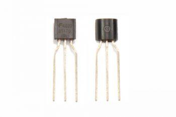 Przykładowe tranzystory MOSFET