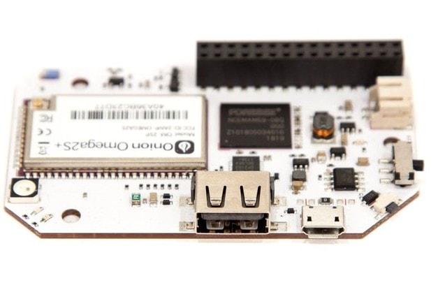 Wygodnie wyprowadzone złącza USB płytki