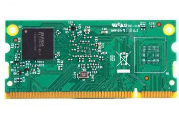 Raspberry Pi CM3+ (tył)