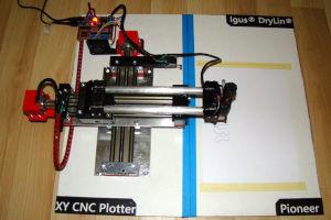 XY Ploter rysujący Pioneer