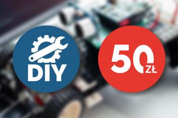 Opisz elektroniczne DIY i odbierz 50 zł rabatu w Botland