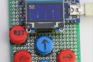 Gra 2048 w wersji na Arduino