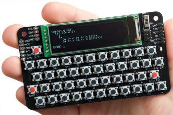 Miniaturowy zestaw do nauki Lisp na Arduino