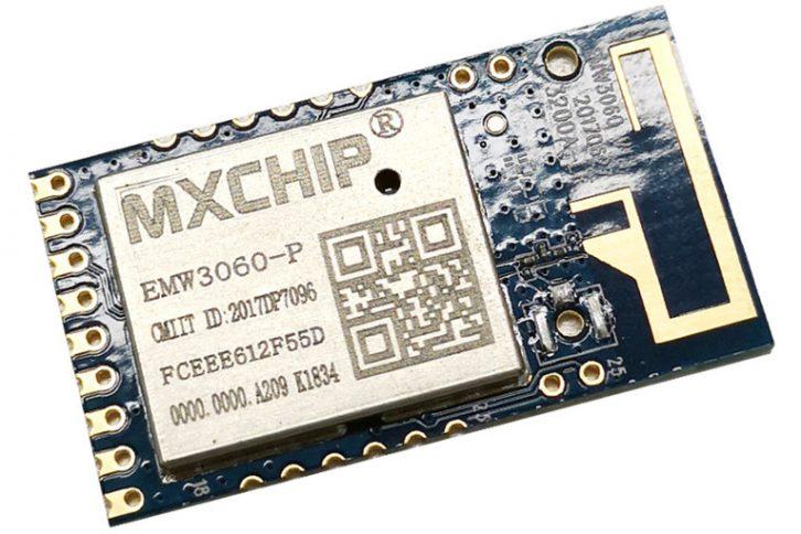 MXCHIP EMW3060-P pod wieloma względami przypomina ESP8266