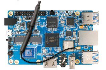 Orange Pi 3 – godny następca dla Raspberry Pi 3?