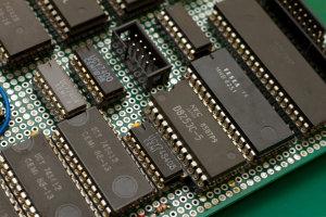 POLON 7880 - jednopłytkowy komputer w stylu retro