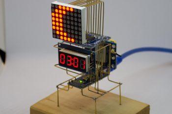 Oryginalny zegar astronomiczny