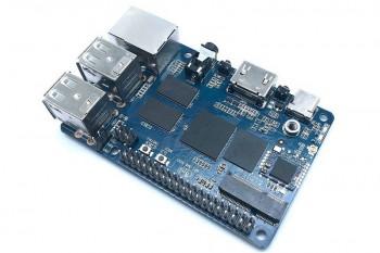 Złącze M.2, 2GB RAM, USB typu C – oto Banana Pi BPI-M4