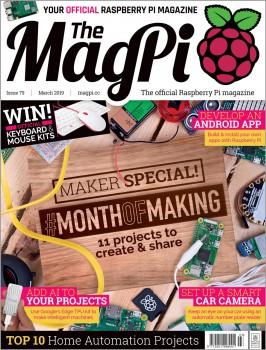 Najnowszy numer The MagPi