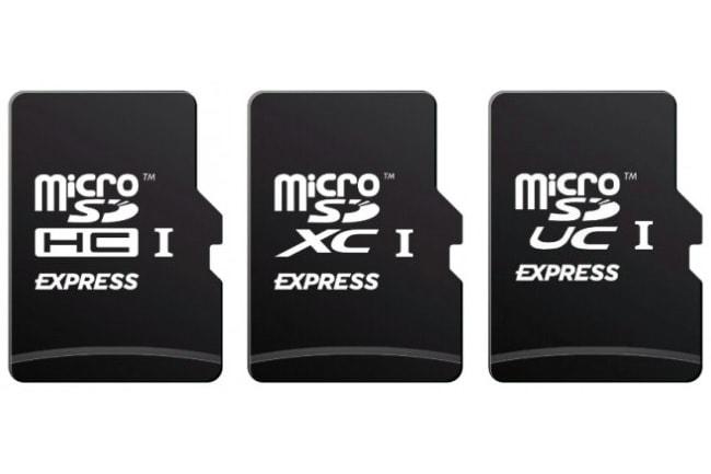 Nowe karty microSD dostępne będą w kilku wariantach