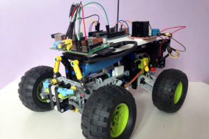 Prototyp autonomicznego pojazdu