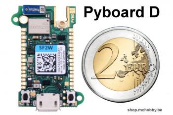 Poznaj MicroPythona z nową, miniaturową płytką