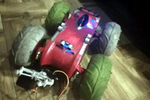 Maxi-Brzydal. Robot freestyle.