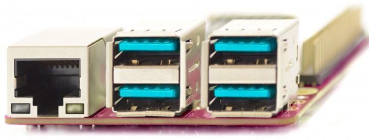 Czy tak wyglądałoby Raspberry Pi 4 z USB 3.0?