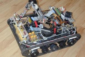 Robot wielozadaniowy GT-07