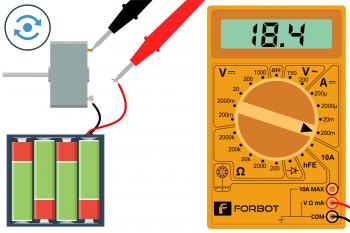 Pomiar pobieranego prądu