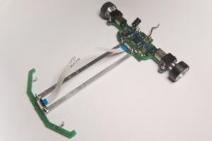 RoChN - robot typu LineFollower