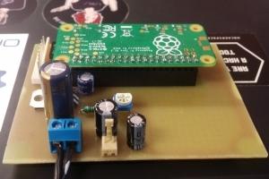Moduł z wyjściem audio do Raspberry Pi