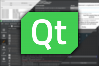 Kurs Qt – #1 – Czym jest Qt? Pierwsza aplikacja w praktyce