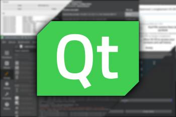 Kurs Qt - #1 - Czym jest Qt? Pierwsza aplikacja w praktyce