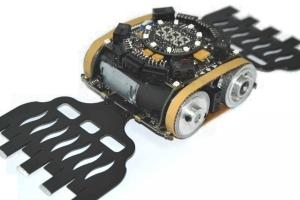 Robot minisumo Jeżyk