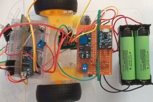 BPJ1 – Robot Bluetooth