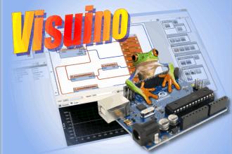 Visuino - brzydki, ale ciekawy generator kodu dla Arduino