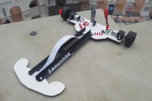 Ianush88 - Robot klasy Linefollower