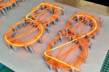 Neonowy zegar w stylu wyświetlaczy NIXIE z Arduino