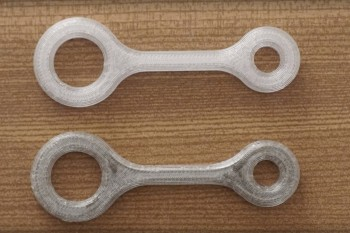 Domowa metoda na wydruki 3D zbrojone stalą
