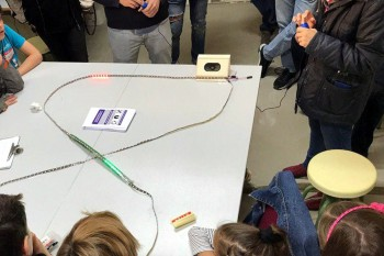 Wyścigi bolidów na pasku diod RGB – Arduino Open LED Race