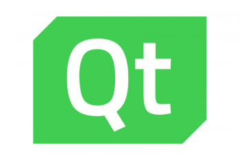 Logo projektu Qt