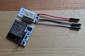 Niezbędna elektronika (przekaźnik i ESP32)