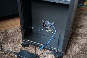 Minilodówka DIY na 12V