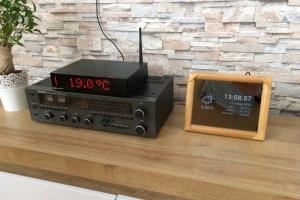 Stacja meteo z radiowym przesyłaniem danych