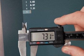 Łatwy zapis danych z suwmiarki cyfrowej – modyfikacja DIY