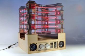 Laserowa harfa DIY na bazie Arduino