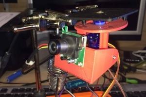 Arduino PTZ - Pelco-D