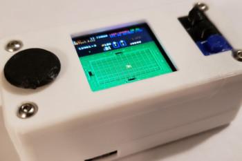 Kieszonkowa konsola do gier retro DIY na Raspberry Pi