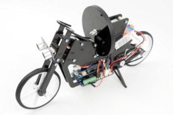 Programowanie Arduino w Simulinku – balansujący motocykl