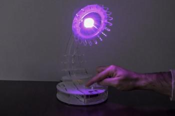 Sterowana gestem lampka RGB zbudowana na Arduino