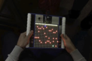 Gra zręcznościowa DIY sterowana żyroskopem