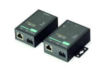 Testowane komputery UC-2101-LX oraz UC-2104-LX