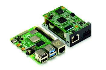 Porównanie Raspberry Pi do MOXA UC-2101-LX