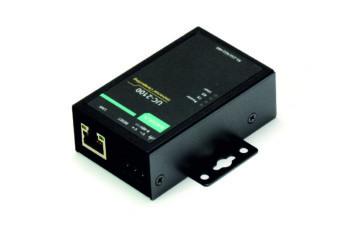 Widok na gniazdo Ethernet