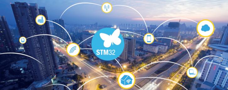 Mikrokontrolery STM32 stosowane są głównie w profesjonalnych zastosowaniach